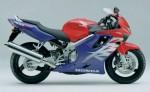 Информация по эксплуатации, максимальная скорость, расход топлива, фото и видео мотоциклов CBR600F4 (1999)