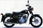 Информация по эксплуатации, максимальная скорость, расход топлива, фото и видео мотоциклов CD175T (1976)
