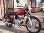 Информация по эксплуатации, максимальная скорость, расход топлива, фото и видео мотоциклов CD185T (1979)