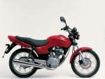 Информация по эксплуатации, максимальная скорость, расход топлива, фото и видео мотоциклов CG125 (2004)