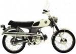 Информация по эксплуатации, максимальная скорость, расход топлива, фото и видео мотоциклов CL50 Scrambler (1967)