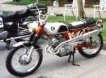 Информация по эксплуатации, максимальная скорость, расход топлива, фото и видео мотоциклов CL125 (1967)