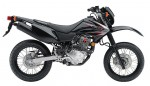 Информация по эксплуатации, максимальная скорость, расход топлива, фото и видео мотоциклов CRF230M (2009)
