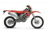Информация по эксплуатации, максимальная скорость, расход топлива, фото и видео мотоциклов CRF250X (2007)