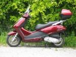Информация по эксплуатации, максимальная скорость, расход топлива, фото и видео мотоциклов FES125 Pantheon (2004)
