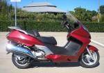 Информация по эксплуатации, максимальная скорость, расход топлива, фото и видео мотоциклов FSC600 (2002)
