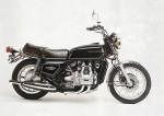 Информация по эксплуатации, максимальная скорость, расход топлива, фото и видео мотоциклов GL1000 Goldwing (1977)