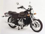 Информация по эксплуатации, максимальная скорость, расход топлива, фото и видео мотоциклов GL1000 Goldwing (1978)