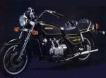 Информация по эксплуатации, максимальная скорость, расход топлива, фото и видео мотоциклов GL1100 Goldwing (1980)
