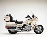 Информация по эксплуатации, максимальная скорость, расход топлива, фото и видео мотоциклов GL1200 Goldwing Aspencade SE-i 10th Anniversary (1985)