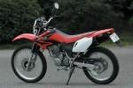 Информация по эксплуатации, максимальная скорость, расход топлива, фото и видео мотоциклов XR230R (2005)
