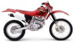 Информация по эксплуатации, максимальная скорость, расход топлива, фото и видео мотоциклов XR250R (2001)