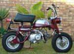 Информация по эксплуатации, максимальная скорость, расход топлива, фото и видео мотоциклов Z50A (1969)