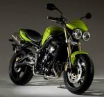 Мотоцикл Street Triple (2007): Эксплуатация, руководство, цены, стоимость и расход топлива