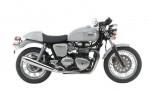Мотоцикл Thruxton (2008): Эксплуатация, руководство, цены, стоимость и расход топлива