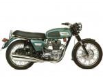 Мотоцикл Trident T150 750 (1969): Эксплуатация, руководство, цены, стоимость и расход топлива