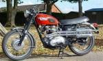 Мотоцикл Trophy TR6C (1962): Эксплуатация, руководство, цены, стоимость и расход топлива