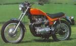 Мотоцикл TRX 75 Hurricane (1972): Эксплуатация, руководство, цены, стоимость и расход топлива