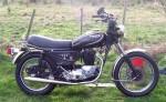 Мотоцикл TSS 750 (1982): Эксплуатация, руководство, цены, стоимость и расход топлива