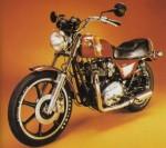 Мотоцикл TSX 750 (1982): Эксплуатация, руководство, цены, стоимость и расход топлива