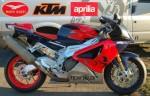Мотоцикл RSV1000 Mille R 10th Anniversary (2008): Эксплуатация, руководство, цены, стоимость и расход топлива