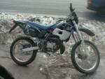Мотоцикл RX125R (1992): Эксплуатация, руководство, цены, стоимость и расход топлива