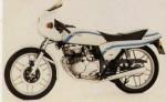 Мотоцикл 254 Quattro (1981): Эксплуатация, руководство, цены, стоимость и расход топлива