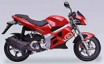 Мотоцикл DNA 125 (2000): Эксплуатация, руководство, цены, стоимость и расход топлива