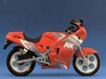 Мотоцикл KK 125 (1989): Эксплуатация, руководство, цены, стоимость и расход топлива