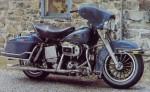 Мотоцикл FLH 80 Electra Glide (1978): Эксплуатация, руководство, цены, стоимость и расход топлива