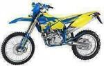 Мотоцикл FE 400e (1997): Эксплуатация, руководство, цены, стоимость и расход топлива
