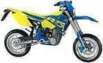 Мотоцикл FE 501e Supermoto (2000): Эксплуатация, руководство, цены, стоимость и расход топлива