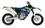 Мотоцикл FS 450e (2009): Эксплуатация, руководство, цены, стоимость и расход топлива