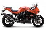 Мотоцикл GT 650R FI (2009): Эксплуатация, руководство, цены, стоимость и расход топлива