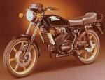 Мотоцикл LZ 125 Elegant (1981): Эксплуатация, руководство, цены, стоимость и расход топлива