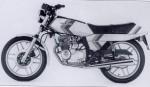 Мотоцикл 125 2C 4T (1979): Эксплуатация, руководство, цены, стоимость и расход топлива