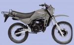 Мотоцикл 125TT Tutteterano (1985): Эксплуатация, руководство, цены, стоимость и расход топлива