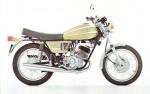 Мотоцикл 250TS (1976): Эксплуатация, руководство, цены, стоимость и расход топлива