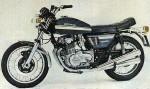 Мотоцикл 400GTS (1974): Эксплуатация, руководство, цены, стоимость и расход топлива