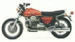 Мотоцикл 850T (1973): Эксплуатация, руководство, цены, стоимость и расход топлива