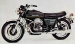 Мотоцикл 850T3 (1975): Эксплуатация, руководство, цены, стоимость и расход топлива