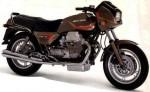 Мотоцикл 850T5 (1983): Эксплуатация, руководство, цены, стоимость и расход топлива