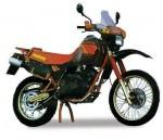 Мотоцикл 350 X3 Kanguro (1987): Эксплуатация, руководство, цены, стоимость и расход топлива