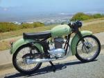 Мотоцикл 175CSTL Tourismo Lusso (1954): Эксплуатация, руководство, цены, стоимость и расход топлива