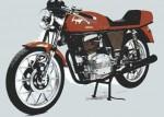 Мотоцикл 350S Ipotesi (1977): Эксплуатация, руководство, цены, стоимость и расход топлива