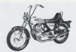 Мотоцикл Commando 750 Hi-Rider (1968): Эксплуатация, руководство, цены, стоимость и расход топлива