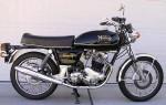 Мотоцикл Commando 750 Interstate (1972): Эксплуатация, руководство, цены, стоимость и расход топлива