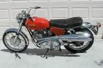 Мотоцикл Commando 750S (1970): Эксплуатация, руководство, цены, стоимость и расход топлива