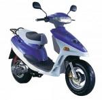 Мотоцикл Jet 50 (2007): Эксплуатация, руководство, цены, стоимость и расход топлива