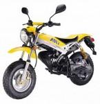 Мотоцикл Road Tracer 90 (2007): Эксплуатация, руководство, цены, стоимость и расход топлива